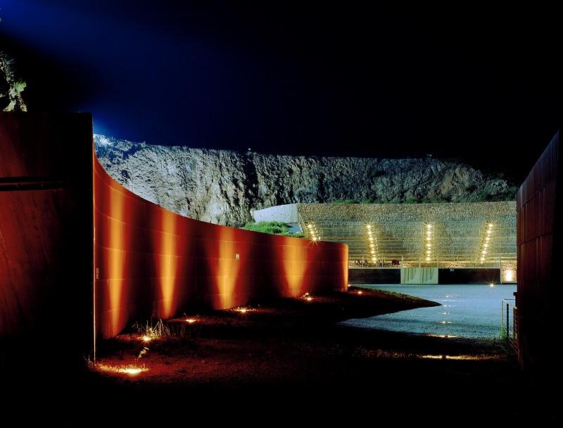 Teatro delle Rocce, Gavorrano