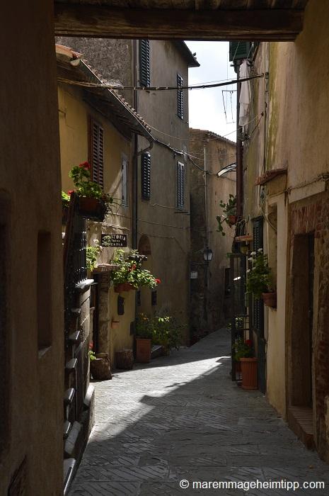 Capalbio, Maremma, Toskana